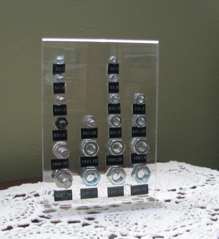Nuts And Bolts Hardware >> Nut & Bolt Display