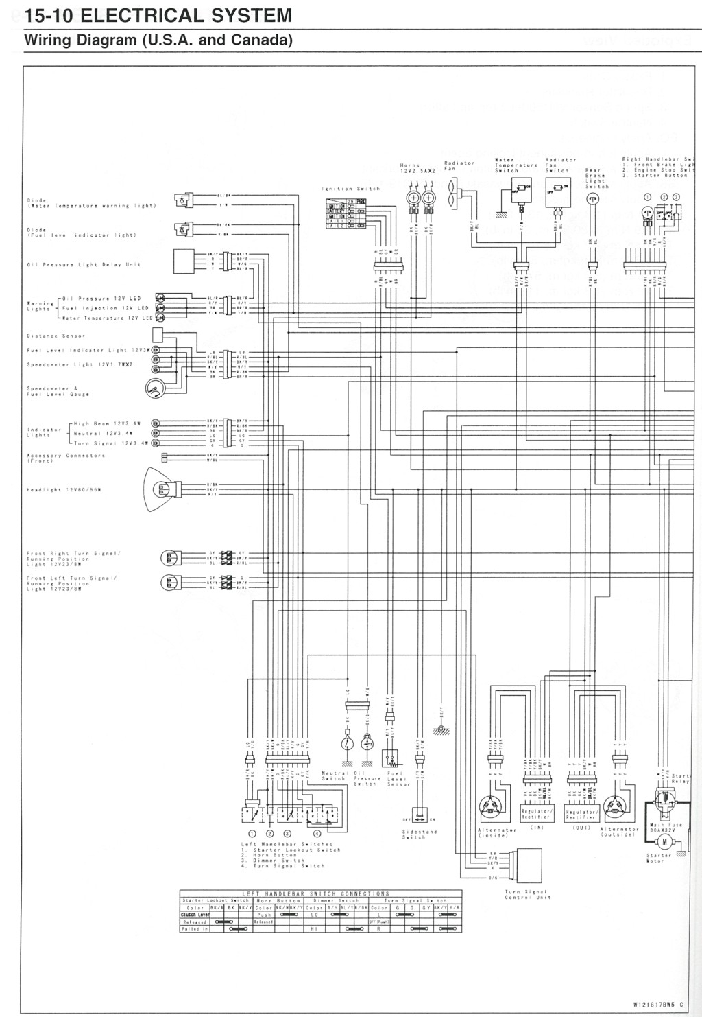 Kawasaki Vulcan Wiring Diagram Will Be A Thing Vn 1600 Vn800 800 Electrical Auto 900